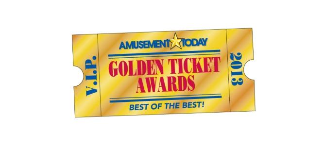 2013 Golden Ticket Awards